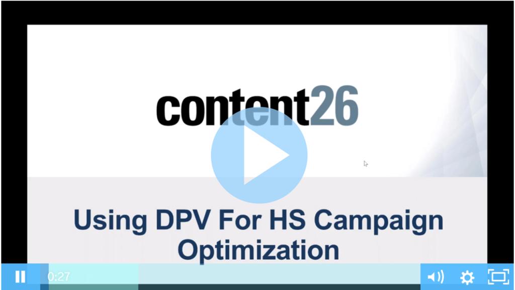 Using DPV for Headline Search Campaign Optimization