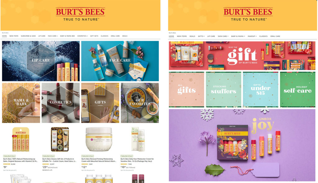 Butts Bees Amazon brand store