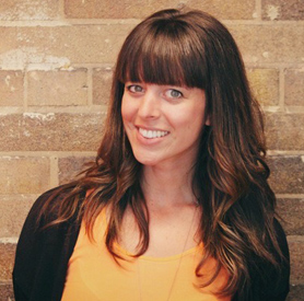 Emma Nemtin, marketing director of Hubba