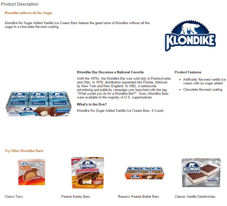 klondike-amazon-fresh